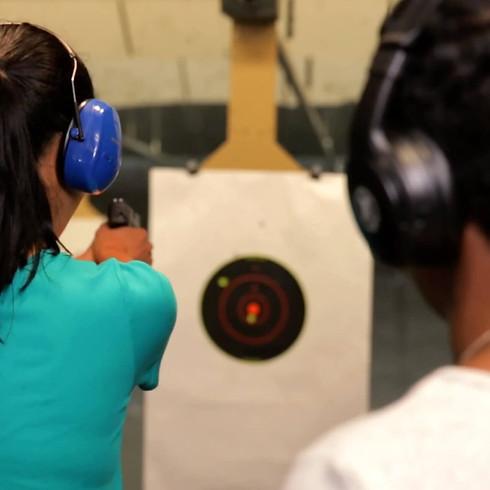 Pistol Shooting Basics - 10 am (Ladies Only)