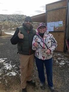 USPSA @ Magic Valley Practical Shooters, Jerome, Idaho-Dec 2016