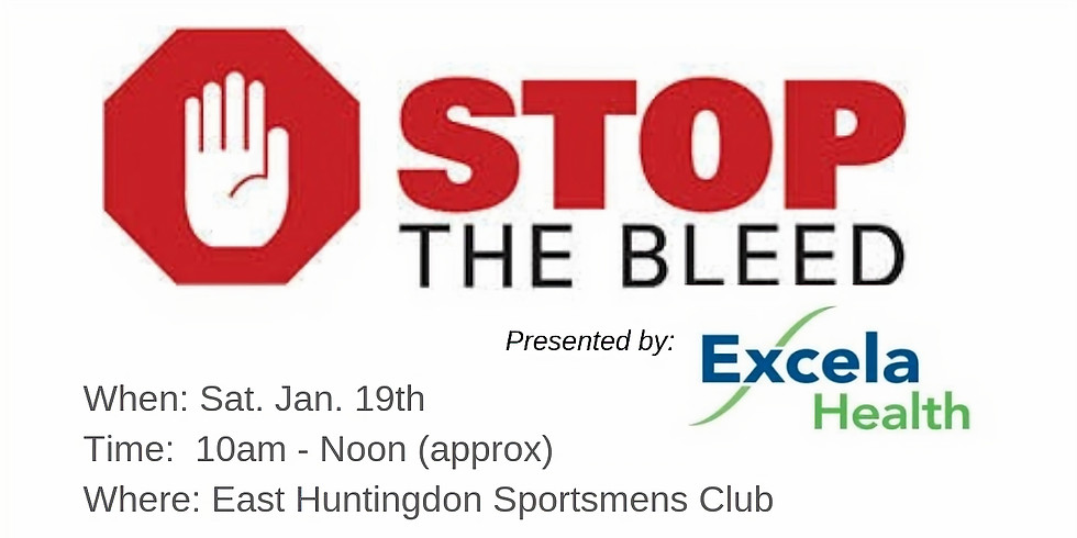 Stop The Bleed - Private AGAG