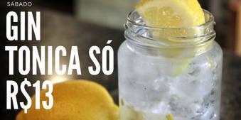 Sábado - Gin Tônica