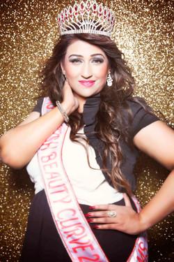 Ms British Beauty Curve 2013