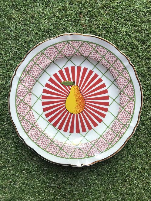 piatto - BITOSSI - pera