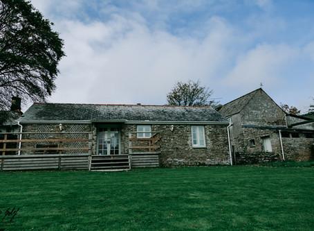 Trenderway Farm, Cornwall Wedding