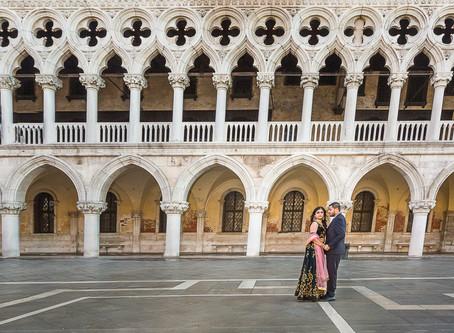 BHAVIKA &KETAN | PRE WEDDING SHOOT | VENICE