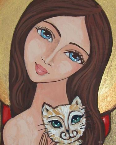 Anioł i Kot 13 a