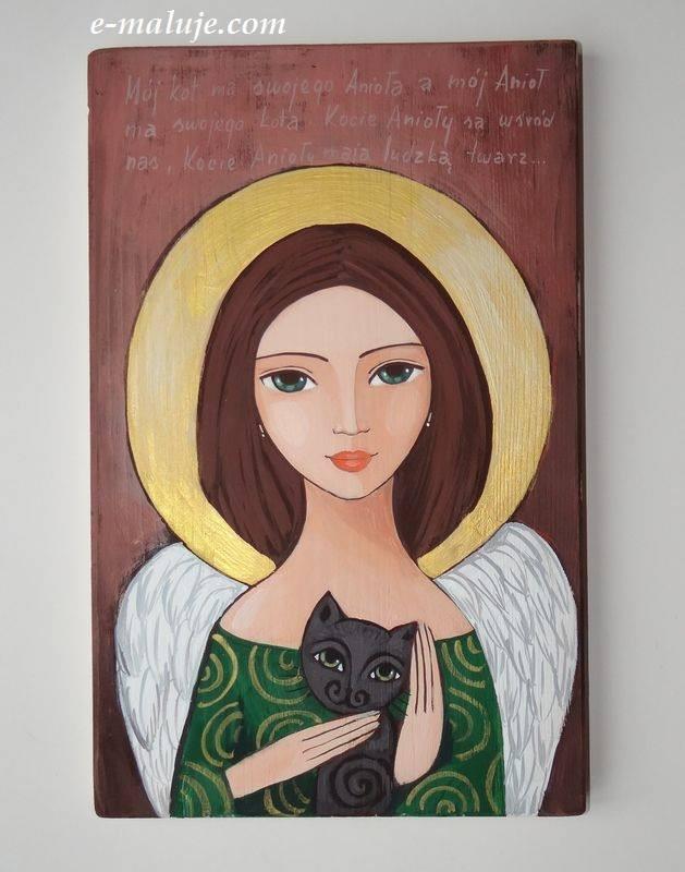 Anioł z Przyjacielem 1