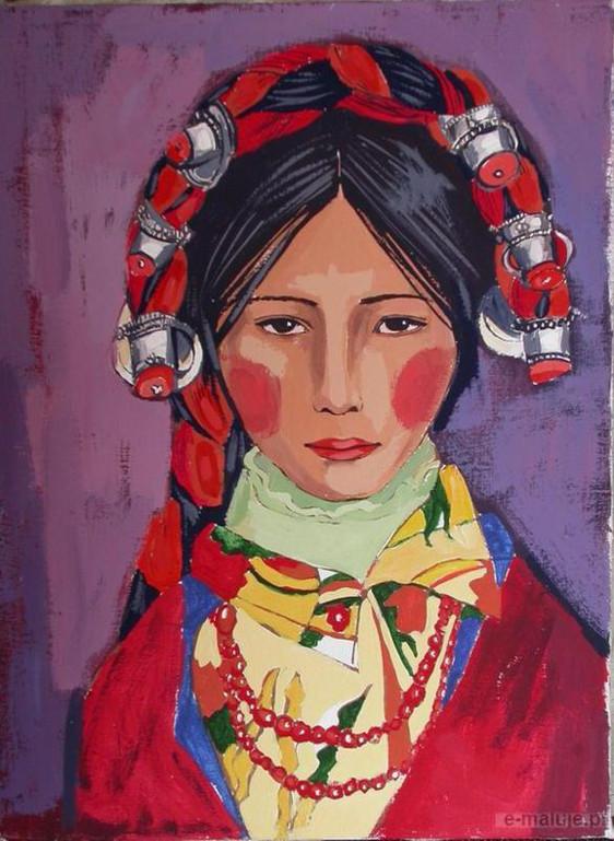 Tybetanka 6
