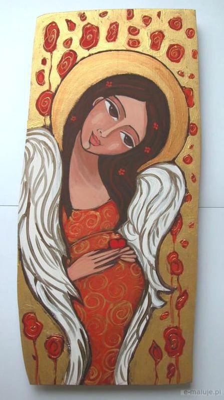Anioł Brzemienny 6