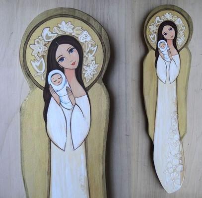 Anioł z Dzieciatkiem 2