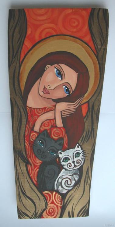 Anioł i Koty 26