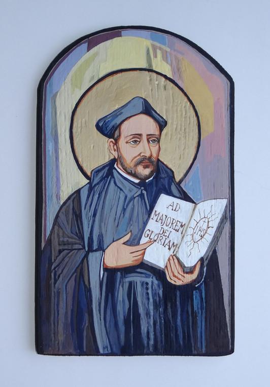 Święty Ignacy Loyola