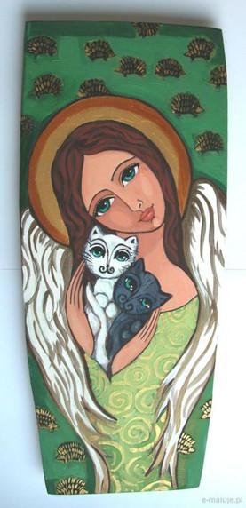 Anioł i Koty 22