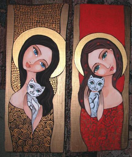 Anioł i Kot 16 a i 16b