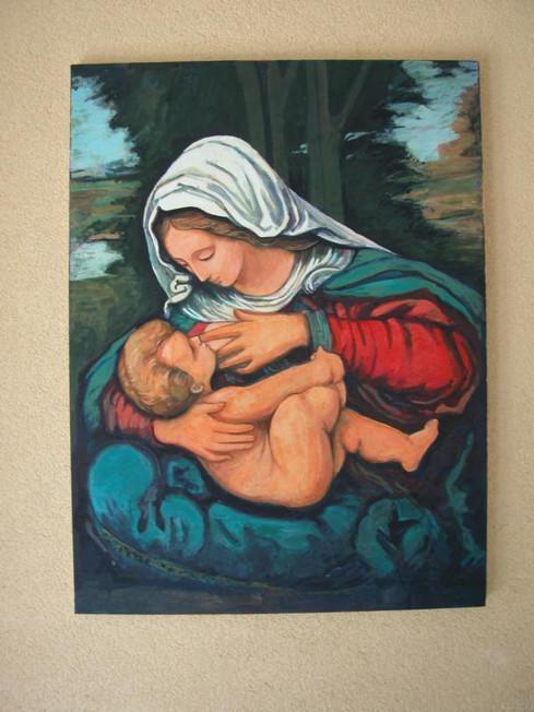 Madonna Karmiąca