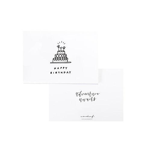 BIRTHDAY CARDS (BNW)