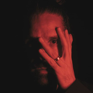 Chris Koehn _#portrait #artist #red #eye