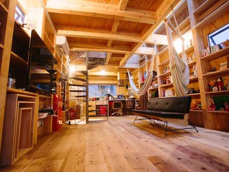シェアハウスとして、レンタルスペースとして、集う場所に!