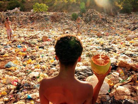 O dia em que o lixão virou ponto turístico