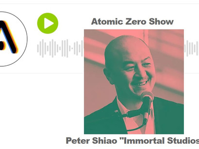 Interview with Peter Shiao, Founder of Immortal Studios