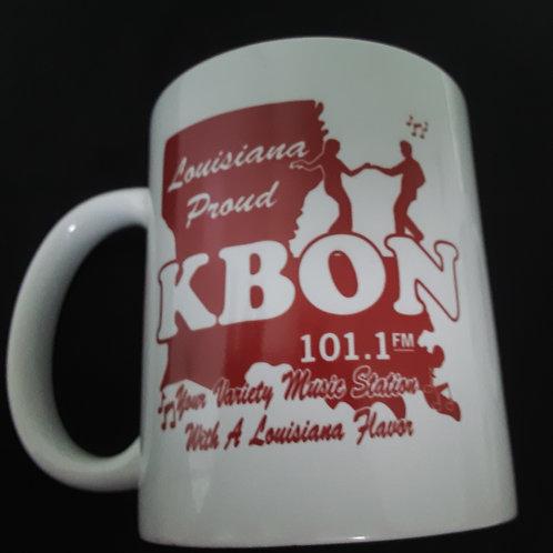 """KBON"" Coffee Cup"
