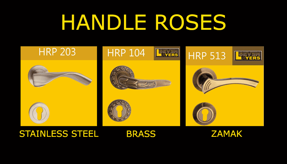 Handle Roses