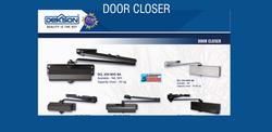 door closer dekkson