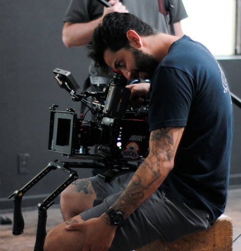 Alejandro ramos, cinematographer, DP