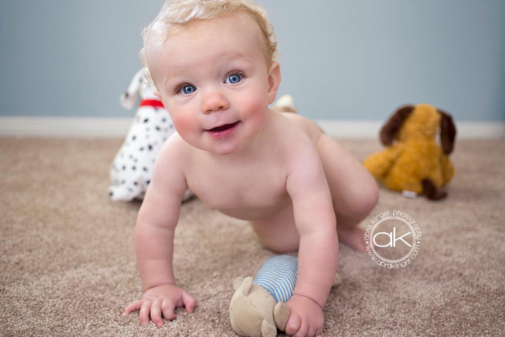 6 months old boy