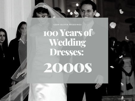 100 Years of Wedding Dresses: 2000s