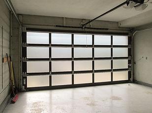 Modern Garage Inside View