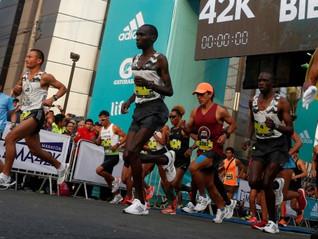 ¿ Estoy preparad@ para correr una maratón?