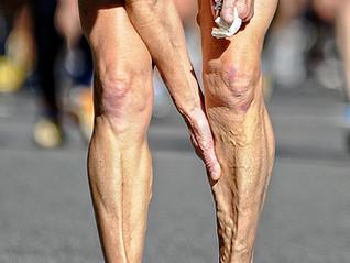 La sobrecarga muscular en corredores