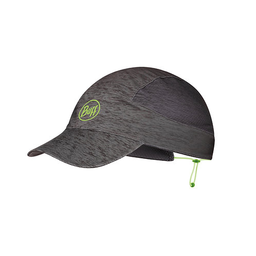 Buff Run Pack Cap R-Grey Htr