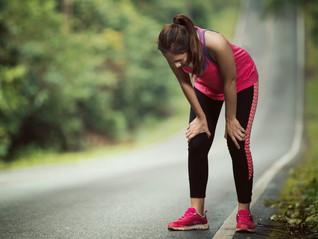 Los riesgos de correr siempre a alta intensidad.