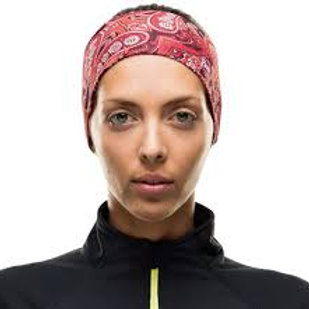 Buff Headband CoolMax Katisha Terracotta Burnt
