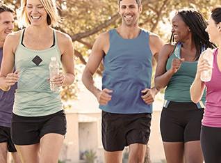 Correr solo o con un grupo ¿tú que prefieres?