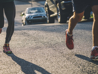 ¿Como correr sobre el asfalto?