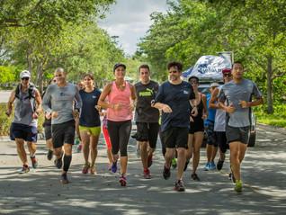 ¿Cuántos kilómetros debe tener tu tirada más larga antes de una maratón?
