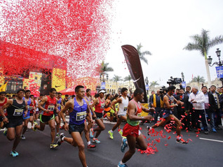 13 consejos mientras corres tu media maratón