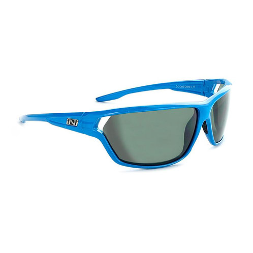 Lentes Optic Nerve Dedisse Shiny Blue