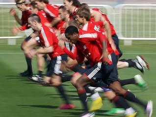 ¿Cuánto corre un futbolista durante un partido?