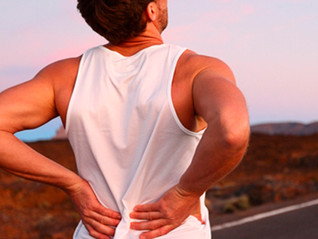 Cuatro pasos para evitar el dolor lumbar al correr