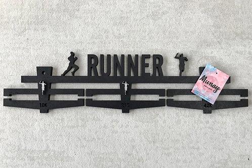 Medallero MDF Munay Runner