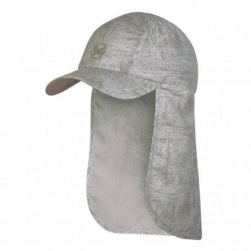 Buff Gorra Bimini Zinc Silver Grey