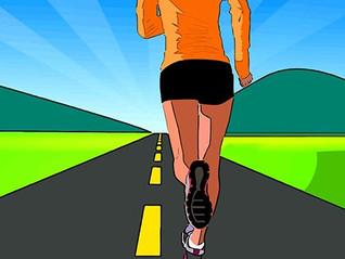 ¿Cuántos kilómetros deberías de estar corriendo?