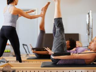 Los siete beneficios del Pilates en el Running