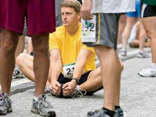 5 maneras de reducir tu ansiedad antes de una carrera.