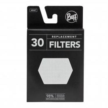 Buff Pack de filtros 30 Filter Pack Adult