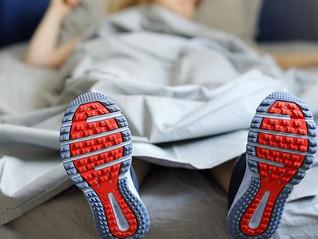 Consejos para dormir bien antes de una competición.