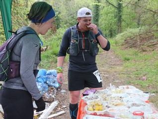 Los alimentos ideales para comer durante un ultra trail